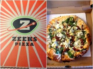 Zeek's Pizza