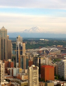 Rainier from SkyCity