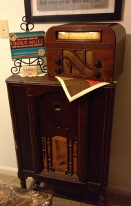 1940 Philco, 1933 Philco, 1940 FM&M game
