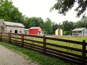 Part of 1836 Prairietown