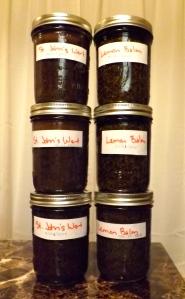 St. John's Wort & Lemon Balm
