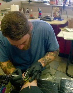 Scott @ Midwest Tattoo Company (#2)