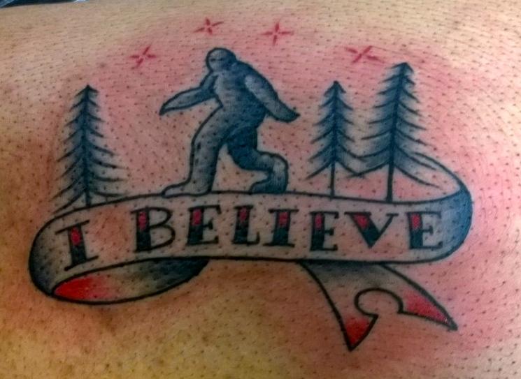 Tim's Tattoo #5