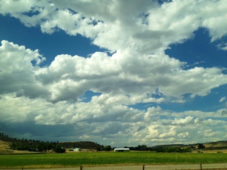Big Sky Country