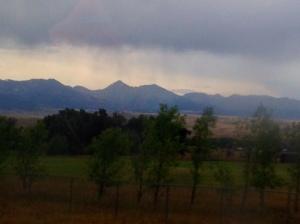 Stormy Montana
