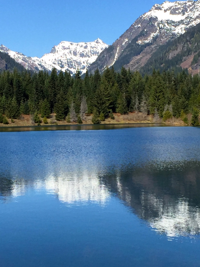 Gold Creek Pond 1