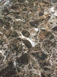 Fake marble - the definition of ugly